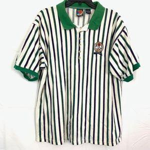 MICKEY UNLIMITED DISNEY Goofy Polo Vintage Shirt L